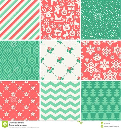 christmas pattern website christmas seamless pattern collection