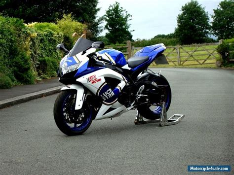 Suzuki Cbr 600 For Sale 2008 Suzuki Gsxr 750 K8 For Sale In United Kingdom