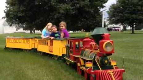ride on backyard trains march 2016 zoltan