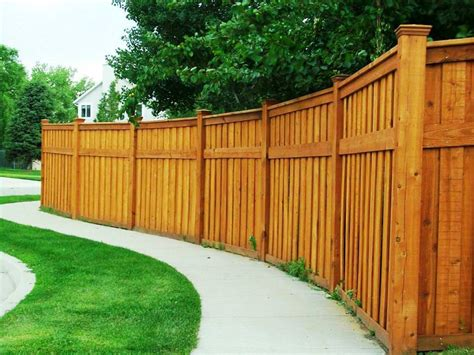 fence backyard innovative ideas for your backyard fence carehomedecor