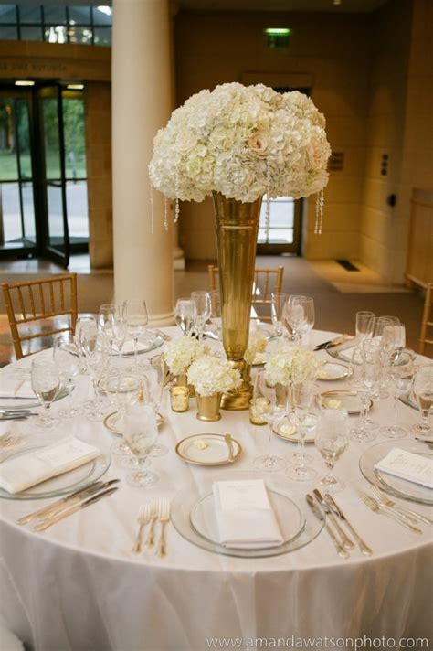 Gold Vases Wedding by Gold Vase Wedding Centerpiece Search Wedding