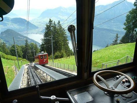 pilatus cremagliera svizzera la cremagliera pi 249 ripida mondo sul monte