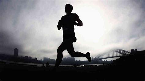 running  meditation change  brains