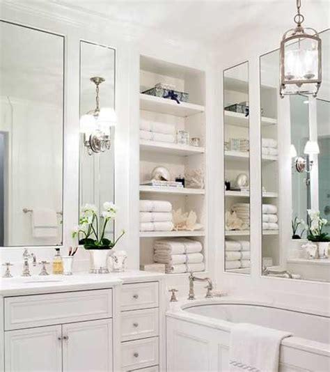Pure Design: White On White Bathroom Ideas   Modern House