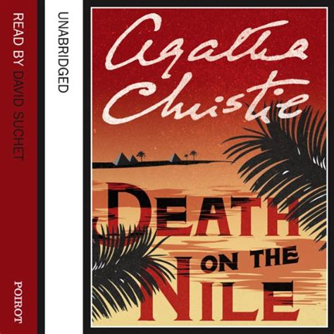 0006153569 death on the nile death on the nile audiobook agatha christie audible co uk