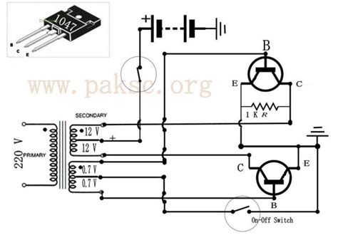 simple 12 volt wiring diagram efcaviation