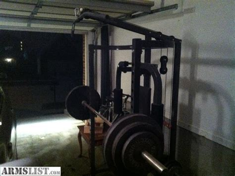 Parabody Squat Rack by Armslist For Sale Parabody Squat Rack And Weights Trade