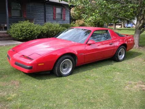how can i learn about cars 1988 pontiac bonneville parental controls purchase used 1988 pontiac firebird 5 0 v8 low 99k miles very nice and garage keep in