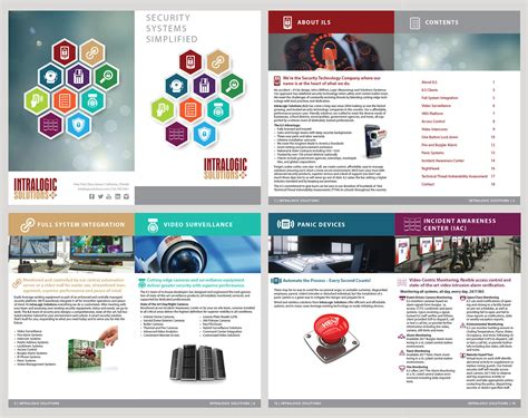 multi page booklet template 97 financial consulting multi page brochure design