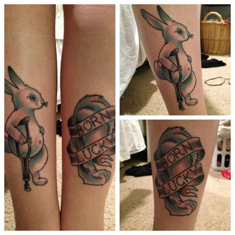 lucky rabbit tattoo collection of 25 lucky rabbit photo