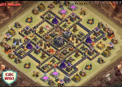 clash of clan th 9 war base best town hall th 9 clan war bases
