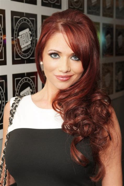 curly hairstyles with side bangs amy childs curly red hairstyle with side bangs