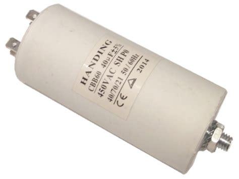 cbb60 dual capacitor cbb60 d440 40uf 450 volt dual run capacitor