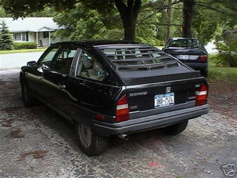 Citroen Cx For Sale Usa by Ebay Find Of The Day 1988 Citro N Cx Autoblog