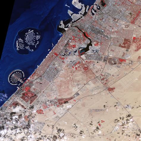 imagenes satelitales free download dubai february 2010 image of the day