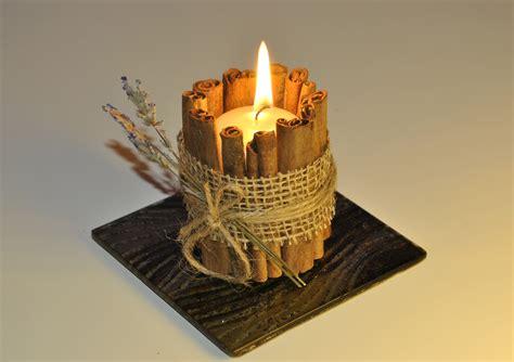 creare una candela come creare una candela profumata alla cannella