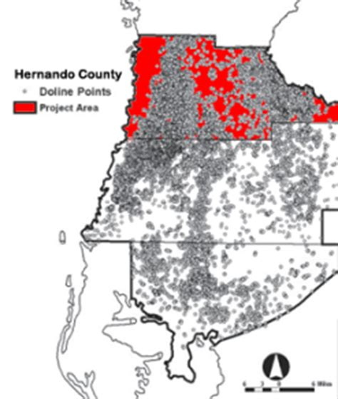 Hernando County Property Records Foundation Services Hill Hernando County Tops In Florida Sinkholes