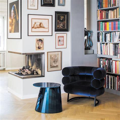 hocker blau bibendum armchair shop