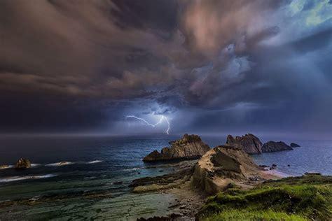 imagenes impresionantes de tormentas incre 237 bles fotos de tormentas y rayos en la arn 237 a y el
