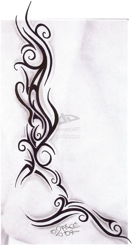 side tribal tattoo 71 best thoughts images on ideas
