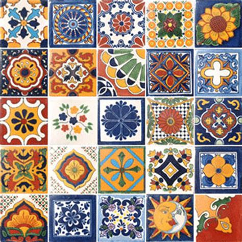 mexikanische fliesen 25 mexican tiles talavera mexico pottery ceramic tile 070
