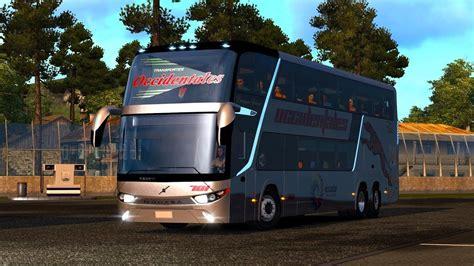 mod bus game ets2 modasa zeus 3 bus mod ets2 1 27 euro truck simulator 2