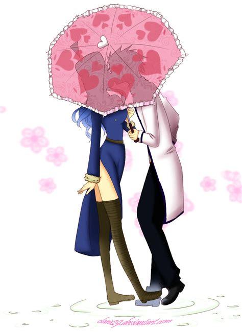 Kaos Umbrella Boy Grey 1 underneath the umbrella by adelaide chrome on deviantart