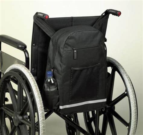 re pour fauteuil roulant achat sac a dos fauteuil roulant deluxe