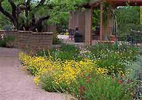 Tucson Parks And Gardens Tucson Arizona Az Usa Tucson Botanical Gardens Hours