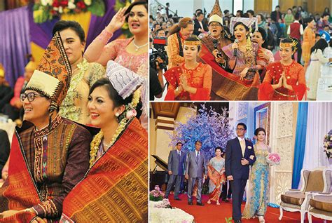 Weddingku Adat Batak by Ketika Dua Adat Batak Menyatu Dalam Singasana Cinta