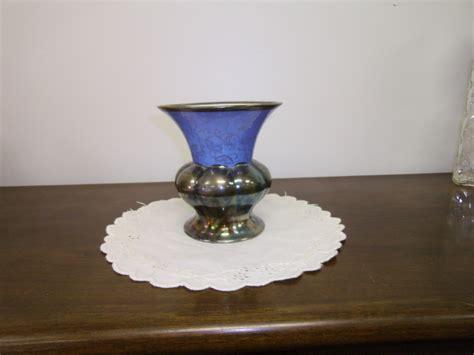 Bavaria Vase Antiques by Bavarian Keram Silber Vase For Sale Antiques