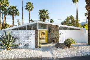 homes for in palm springs ca nab a dreamy palmer krisel pad in palm springs for 829k