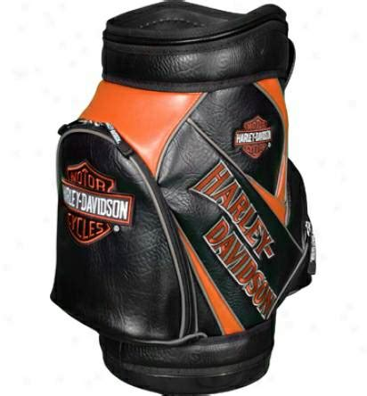 Harley Davidson Golf Bags by Harley Davidson Golf Bag Espotted