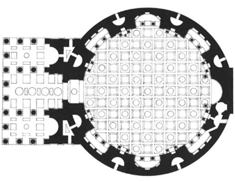 pantheon floor plan louis kahn the space of ideas thinkpiece