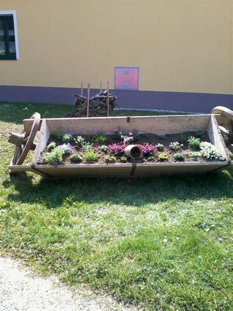 Terrassengestaltung Mit Pflanzen 3267 by Holztrog Bepflanzt Backtrog Mein Garten