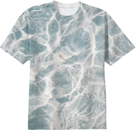 Tshirt H2o Roffico Cloth shop water pool shirt cotton t shirt by wilu print all
