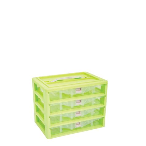 Cabinet Plastik Audric Drawer Cabinet Produk Plastik Greenleaf