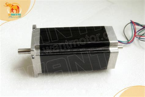 Best Quality 57 Stepper Motor Nema 23 2 Phase 2 2n M For Cnc Mesin Ai3 high quality nema 23 wantai stepper motor 425oz in 2 phase 57bygh115 003b cnc mill cut