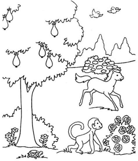 imagenes faciles para dibujar del medio ambiente dibujos relacionados con la naturaleza para pintar