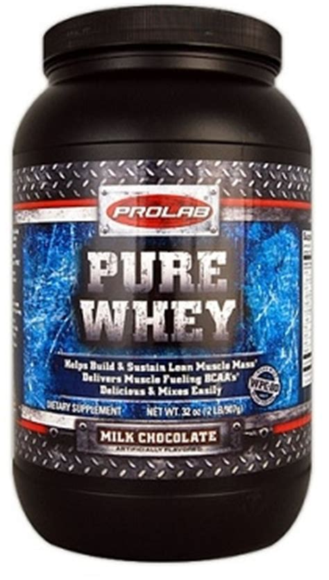 Whey Protein Prolab prolab whey protein 5lb at arnold supplements