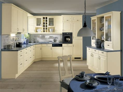 Blue Kitchen Walls White Cabinets Rustic Colors For Walls Kitchen Walls Blue Kitchen Walls With White Cabinets Kitchen Ideas