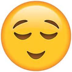 shyly smiling face emoji icon emoji pinterest