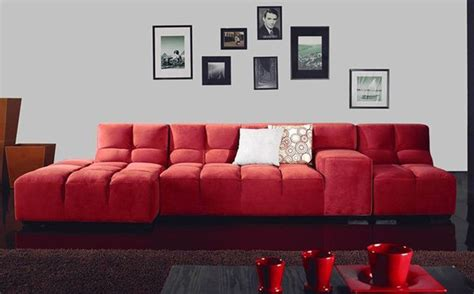 unique sectional sofas unique modern leather l shape sectional contemporary