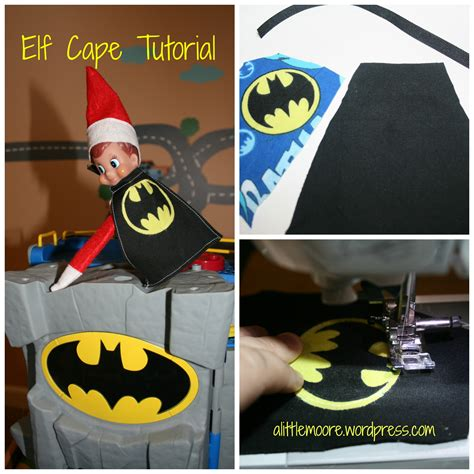 printable elf on the shelf batman batman a little moore
