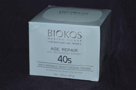 Biokos Anti Wrinkle Set 40s 40 s range