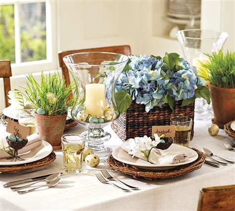 table decor easter decorating table settings daily dream decor