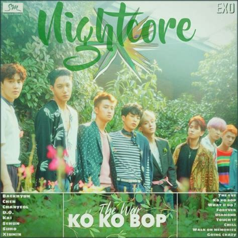 download lagu exo monster download lagu exo kokobop nightcore