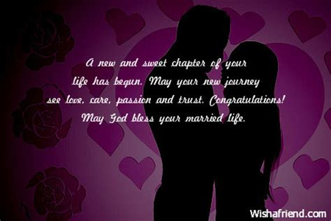 Wedding Quotes Journey Begins by Wedding Congratulations