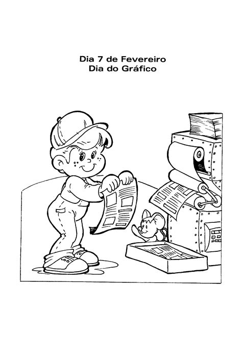 gamentos dos inativos do rio para maio de 2016 desenhos das datas comemorativas de fevereiro para colorir