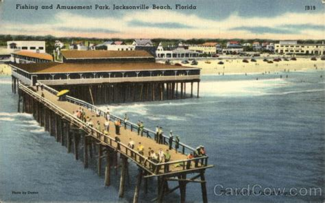 theme park jacksonville fl fishing and amusement park jacksonville beach fl
